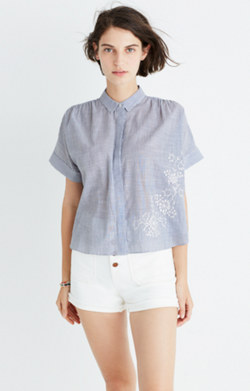 Embroidered Hilltop Shirt