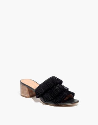 The Devon Fringe Sandal
