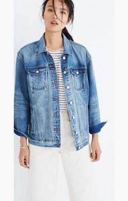 Denim : Women's Jackets & Vests | Madewell
