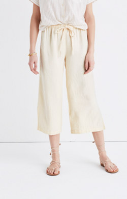 Cover-Up Culottes