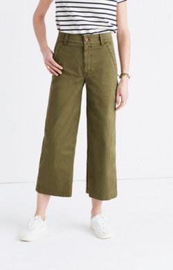 Dearborn Wide-Leg Pants