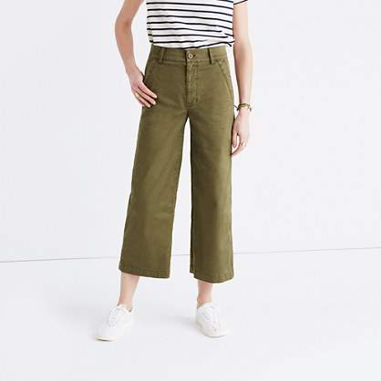 Dearborn Wide-Leg Pants
