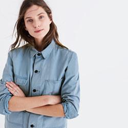 French Workwear Jacket