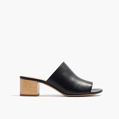 The Devon Mule Sandal