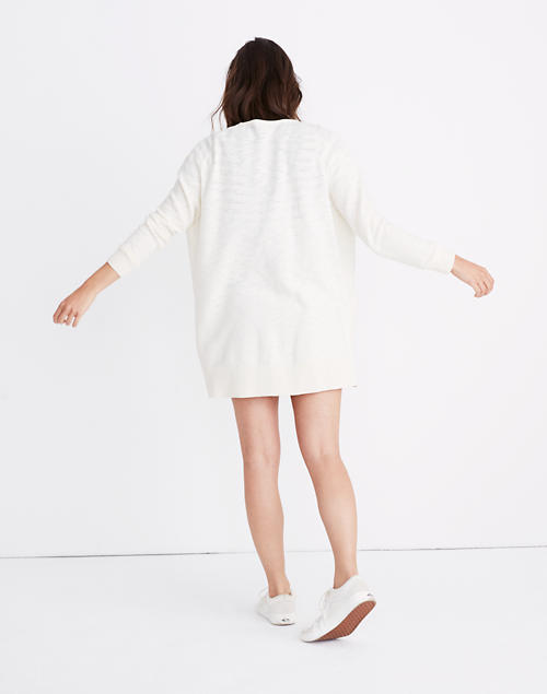 f0a2f03143 Summer Ryder Cardigan Sweater in Stripe in pearl ivory image 2