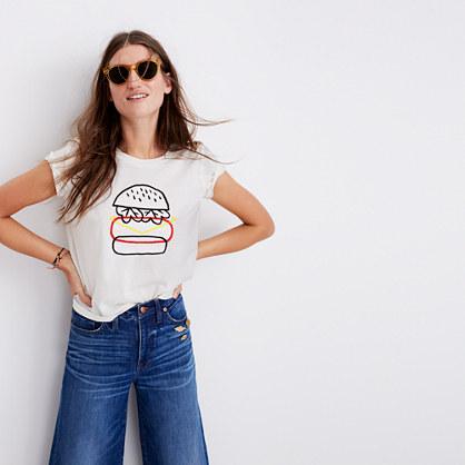 Madewell x Joey Pasko™ Burger Tee