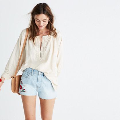 Popover Tunic Shirt