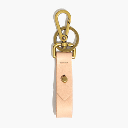 front door keyFront Door Key Fob in Linen  bag accessories  Madewell