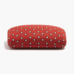 Fabric Sunglass Case
