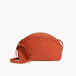 The Dakota Shoulder Bag in Burnt Ember