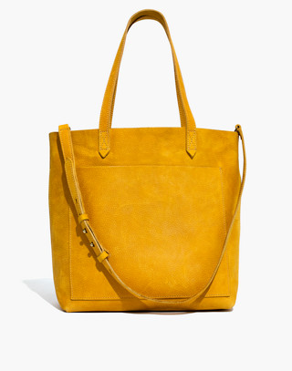 The Medium Transport Tote in celestial gold image 1