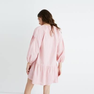 Tunic long sleeve dress