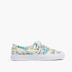 Vans® Unisex Authentic Lace-Up Sneakers in Palm Springs