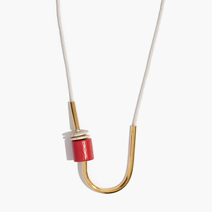 Madewell x Maslo™ Gold-Plated Chock a Block Necklace
