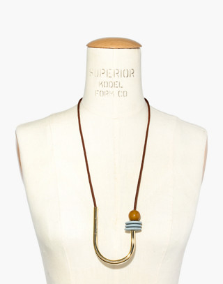 Madewell x Maslo™ Chock a Block Necklace