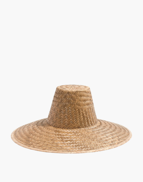 Communitie™ Cooked Straw Hat in cooked image 1