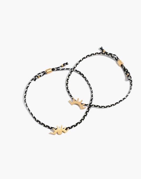 Two-Pack Friendship Bracelets