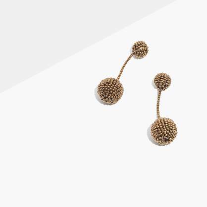 Beaded Party Earrings