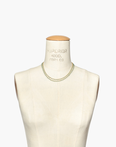 Beadlink Choker Necklace
