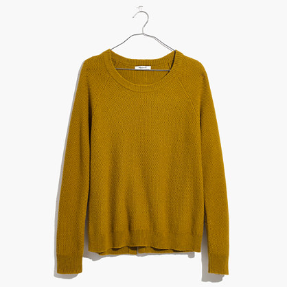 Province Cross-Back Pullover Sweater