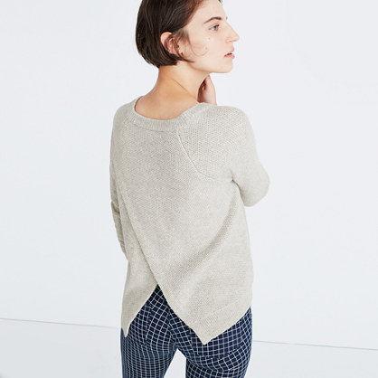 Province Cross-Back Pullover Sweater : pullovers | Madewell