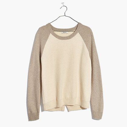 Province Cross-Back Pullover Sweater in Colorblock : pullovers ...