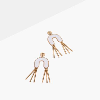 Symbol Statement Earrings
