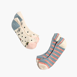 Two-Pack Good Vibes Low-Profile Socks