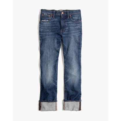 The High-Rise Slim Boyjean