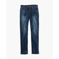 Slim Straight Jeans in William Wash