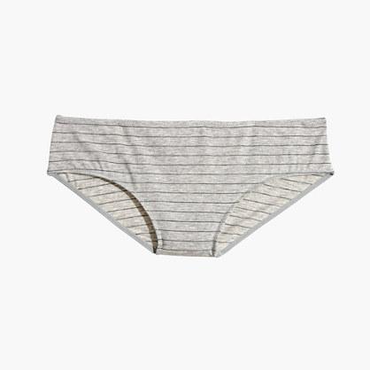 Pre-order Cotton-Modal® Hipster in Stripe