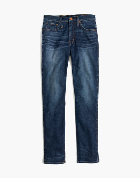 Tall Slim Straight Jeans in William Wash