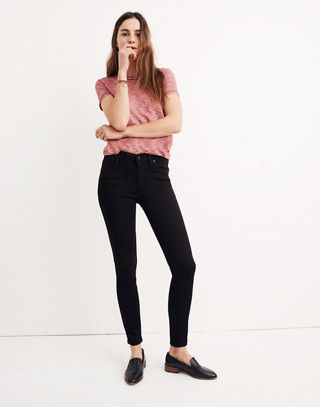 """Tall 8"""" Skinny Jeans in Carbondale Wash"""