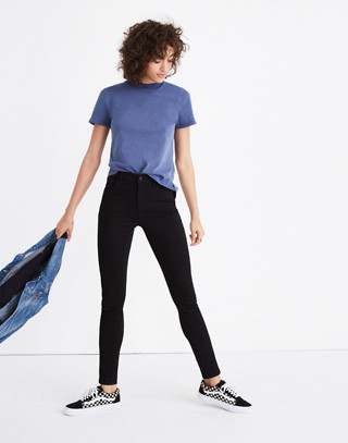 Tall Roadtripper Jeans in Bennett Black