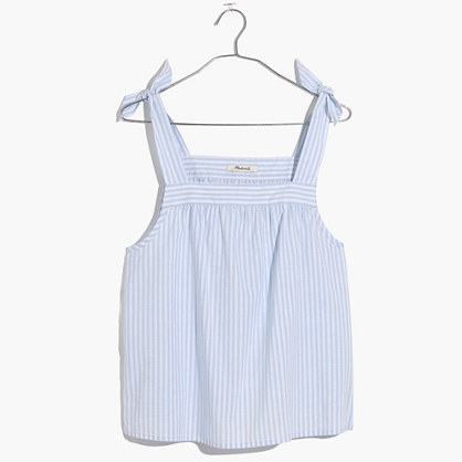 Striped Lullaby Pajama Tank Top