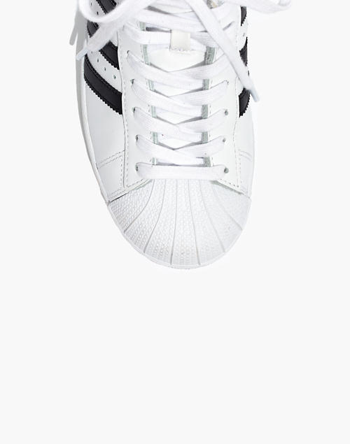 adidas superstar pro model high top