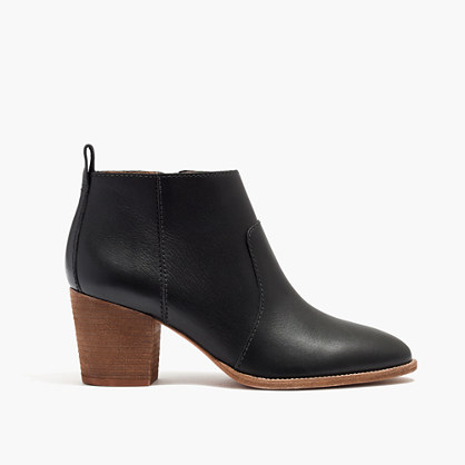 The Brenner Boot in Leather
