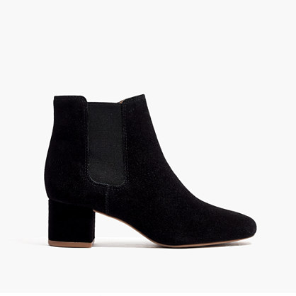 The Walker Chelsea Boot in Suede