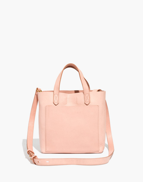 The Small Transport Crossbody in sheer pink image 1