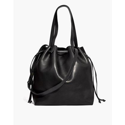The Medium Drawstring Transport Tote