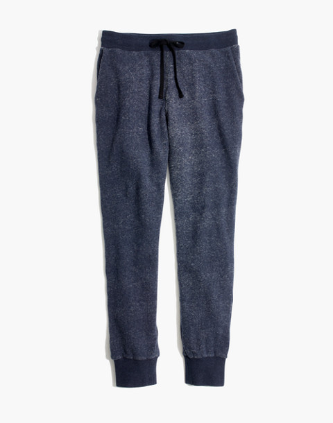 Terry Trouser Sweatpants in hthr ink image 1