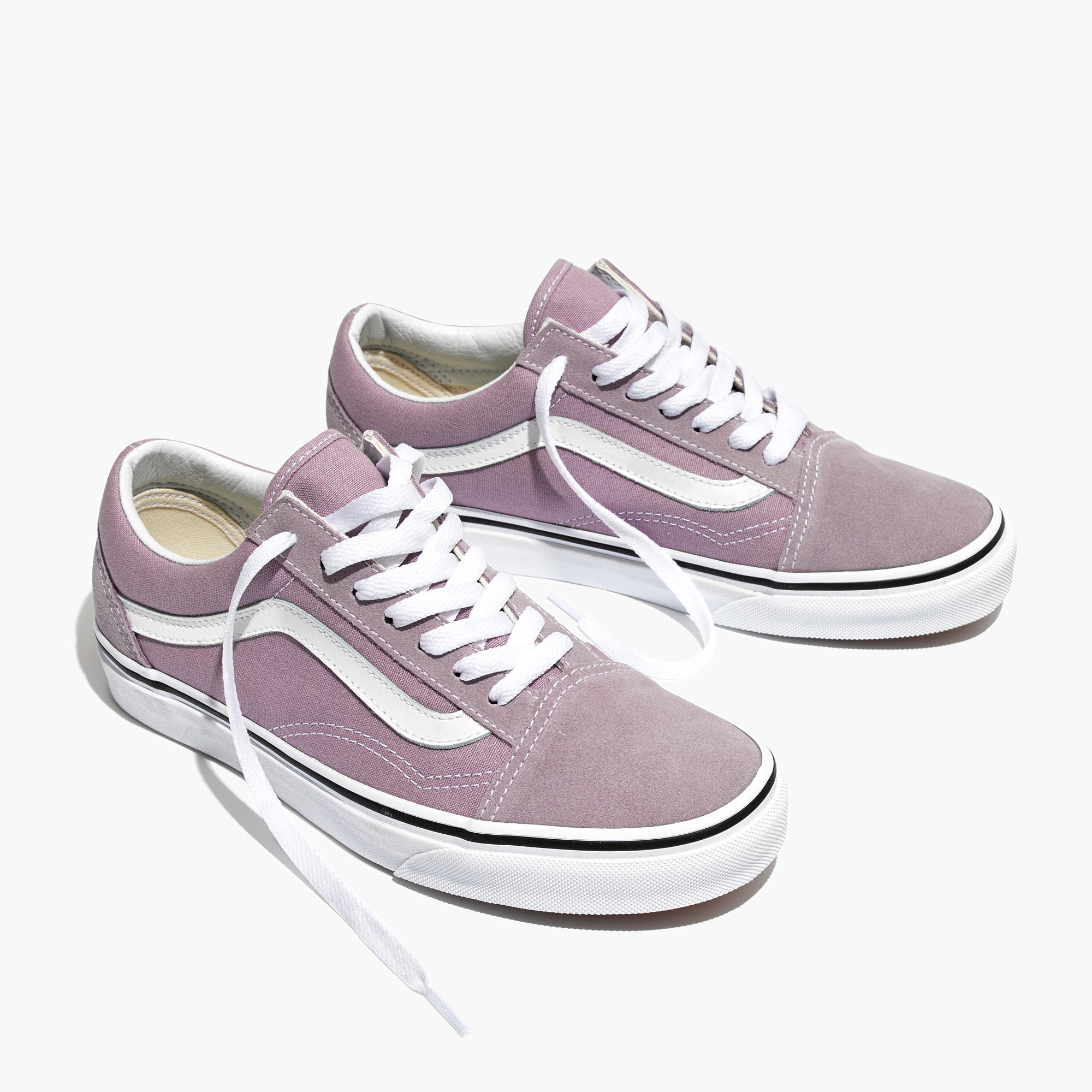 vans old skool damen sea fog