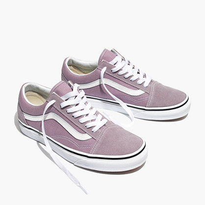 Vans® Unisex Old Skool Lace-Up Sneakers in Sea Fog