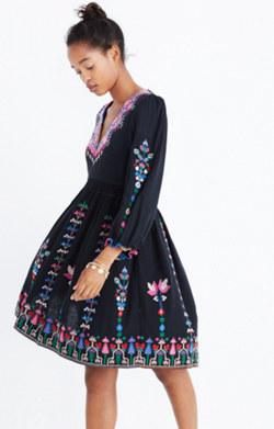 Ulla Johnson™ Embroidered Vija Dress