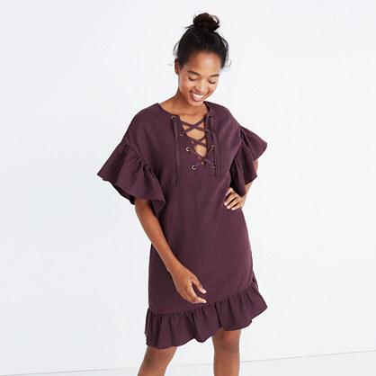 Ulla Johnson™ Marianne Lace-Up Dress