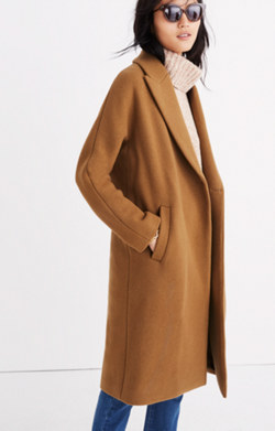Atlas Cocoon Coat