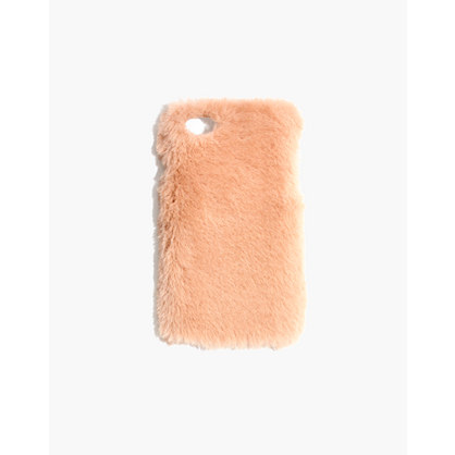 Faux-Mink Case for iPhone® 7
