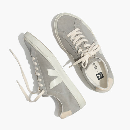 Madewell x Veja™ Esplar Low Sneakers in Suede