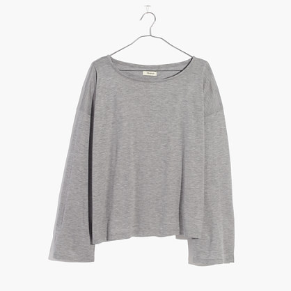 Libretto Wide-Sleeve Top
