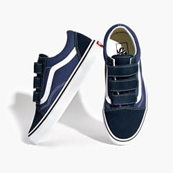 Vans® Unisex Old Skool Velcro® Sneakers